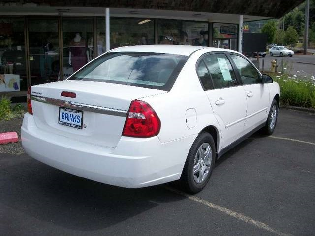 2008 Chevrolet Malibu Classic Information And Photos