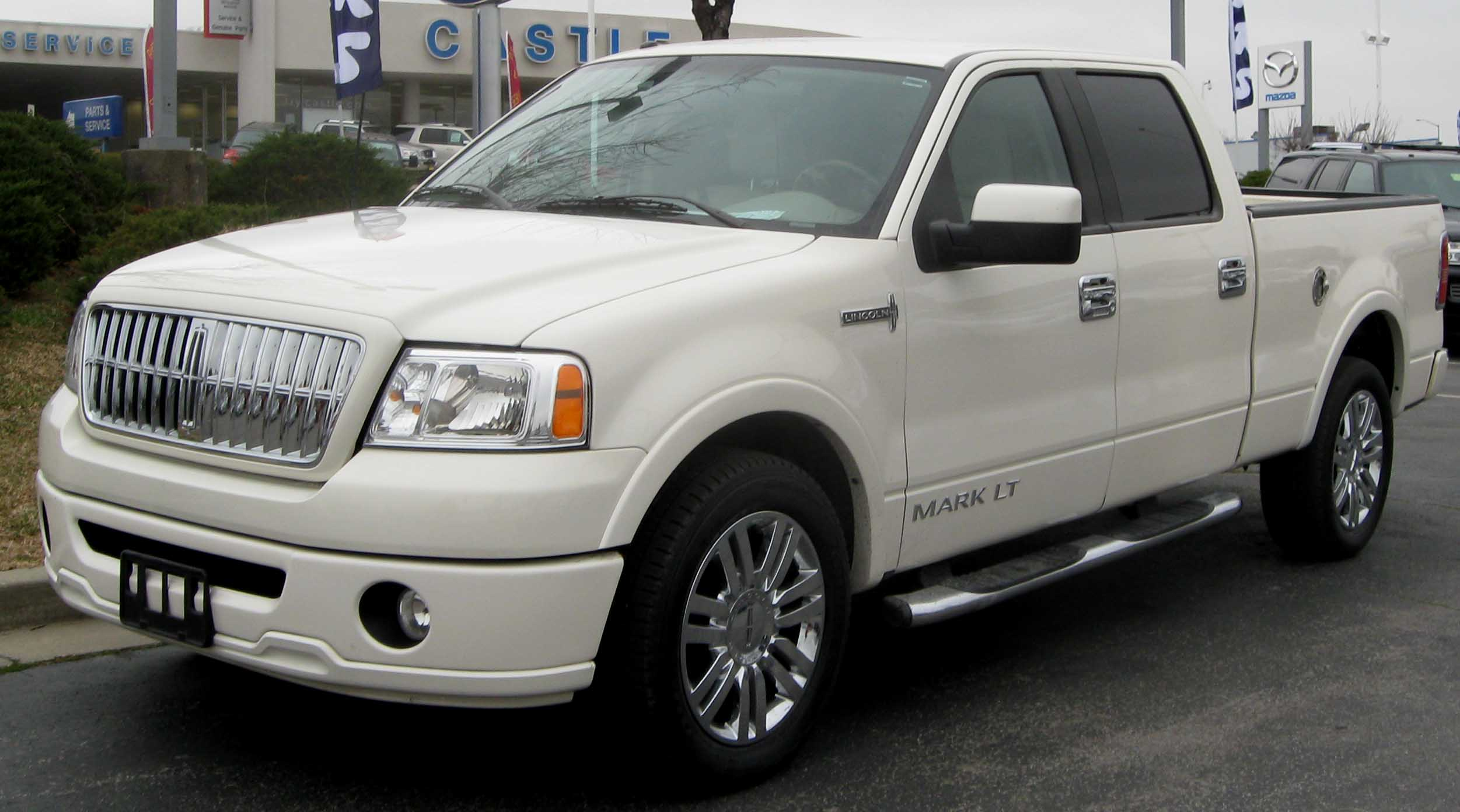 2008 Lincoln Mark LT Information And Photos MOMENTcar