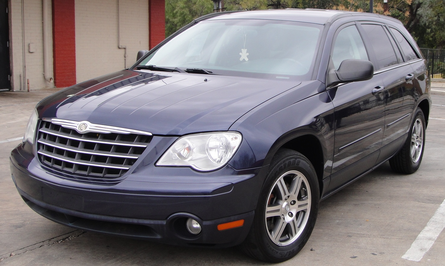 2008 Pacifica #13