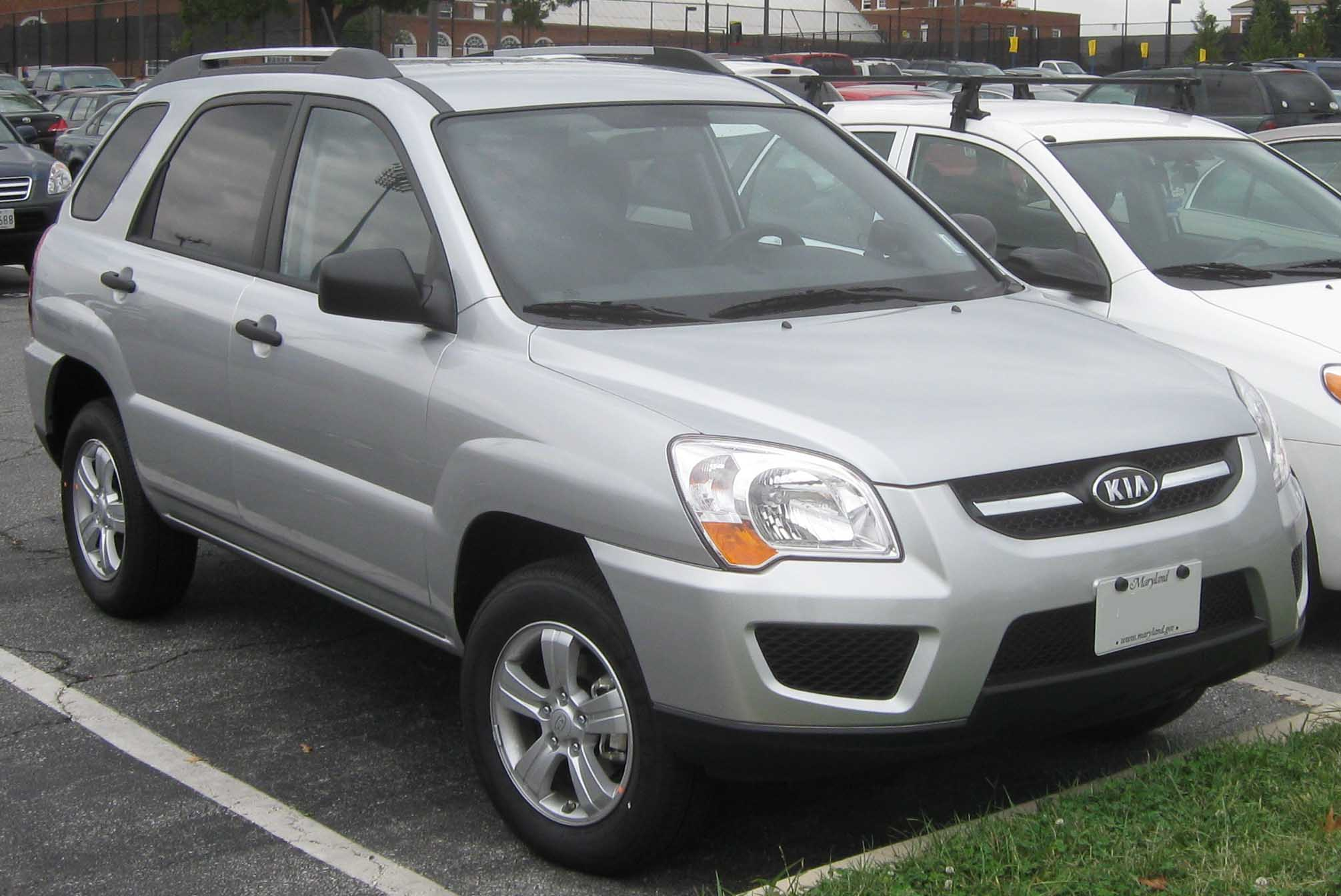 2008 Kia Sportage Information And Photos Momentcar
