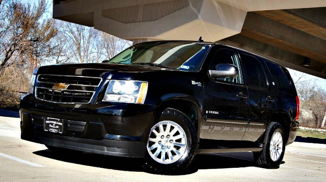 2008 Chevrolet Tahoe Hybrid  Information and photos  MOMENTcar