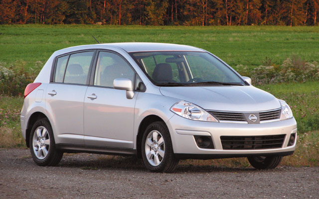 2008 nissan versa - information and photos - momentcar