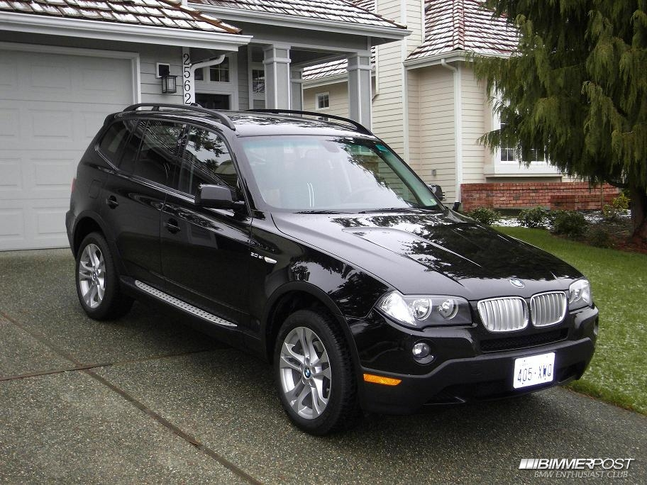 2008 bmw x3 information and photos momentcar. Black Bedroom Furniture Sets. Home Design Ideas