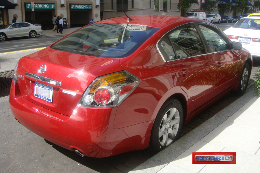 Nissan Altima Wiki >> 2009 Nissan Altima Hybrid Information And Photos Momentcar