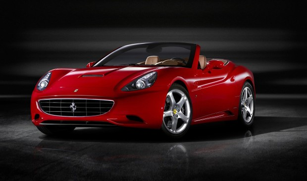 Ferrari California #8
