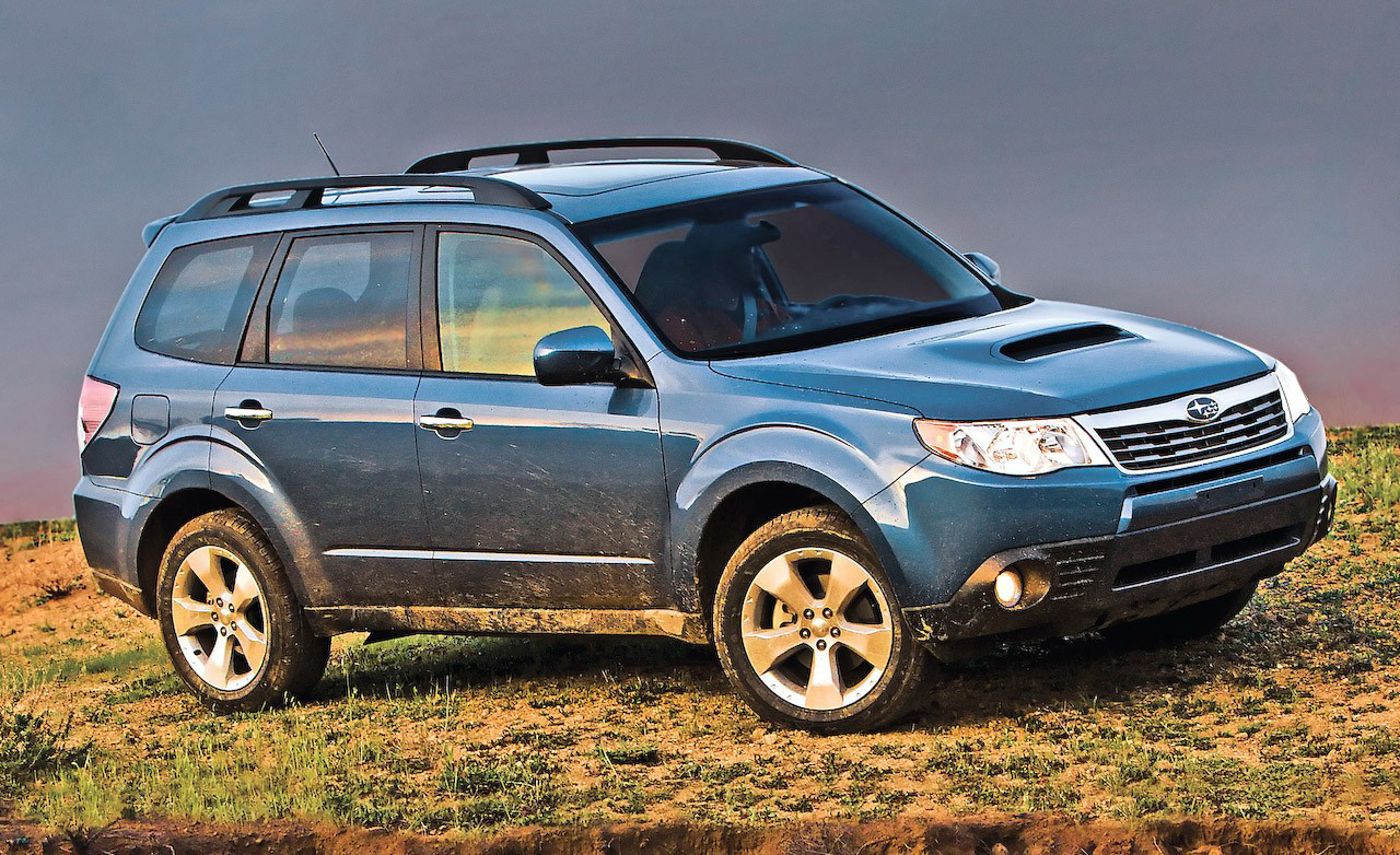 2009 Forester #11