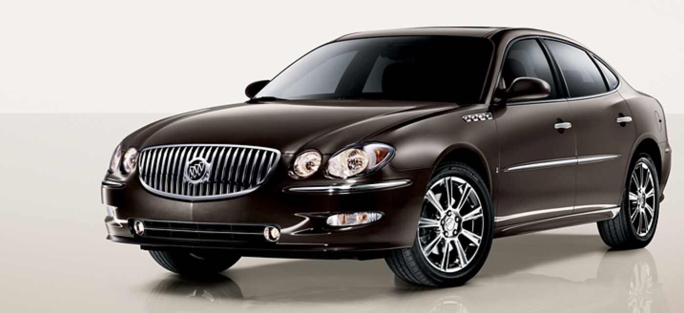 Buick Lacrosse Super >> 2009 Buick LaCrosse - Information and photos - MOMENTcar