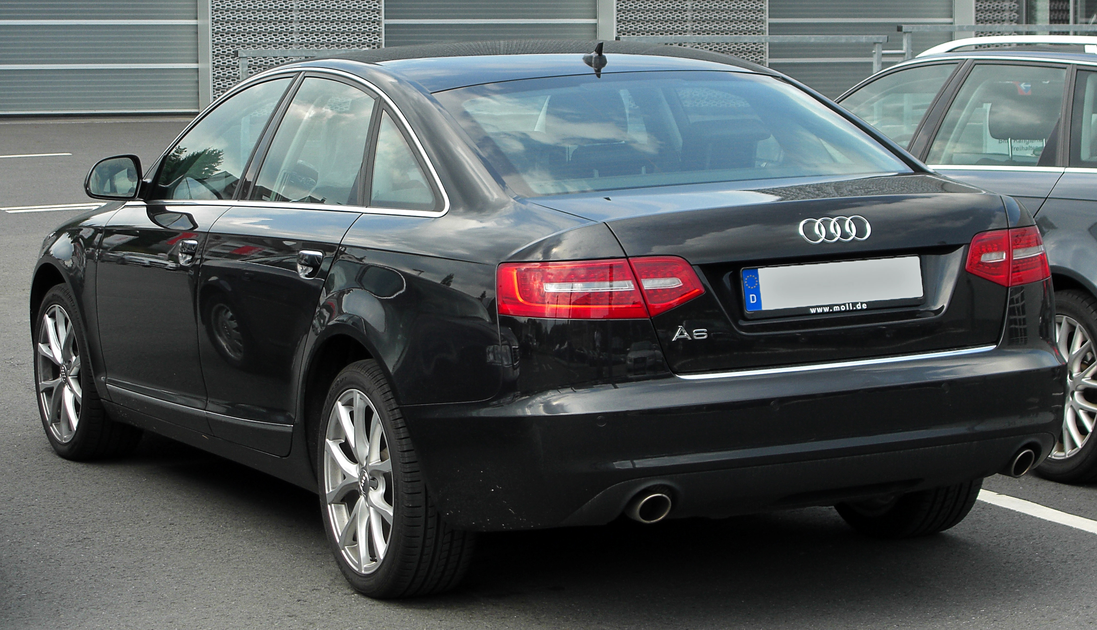 2010 audi a6 information and photos momentcar. Black Bedroom Furniture Sets. Home Design Ideas