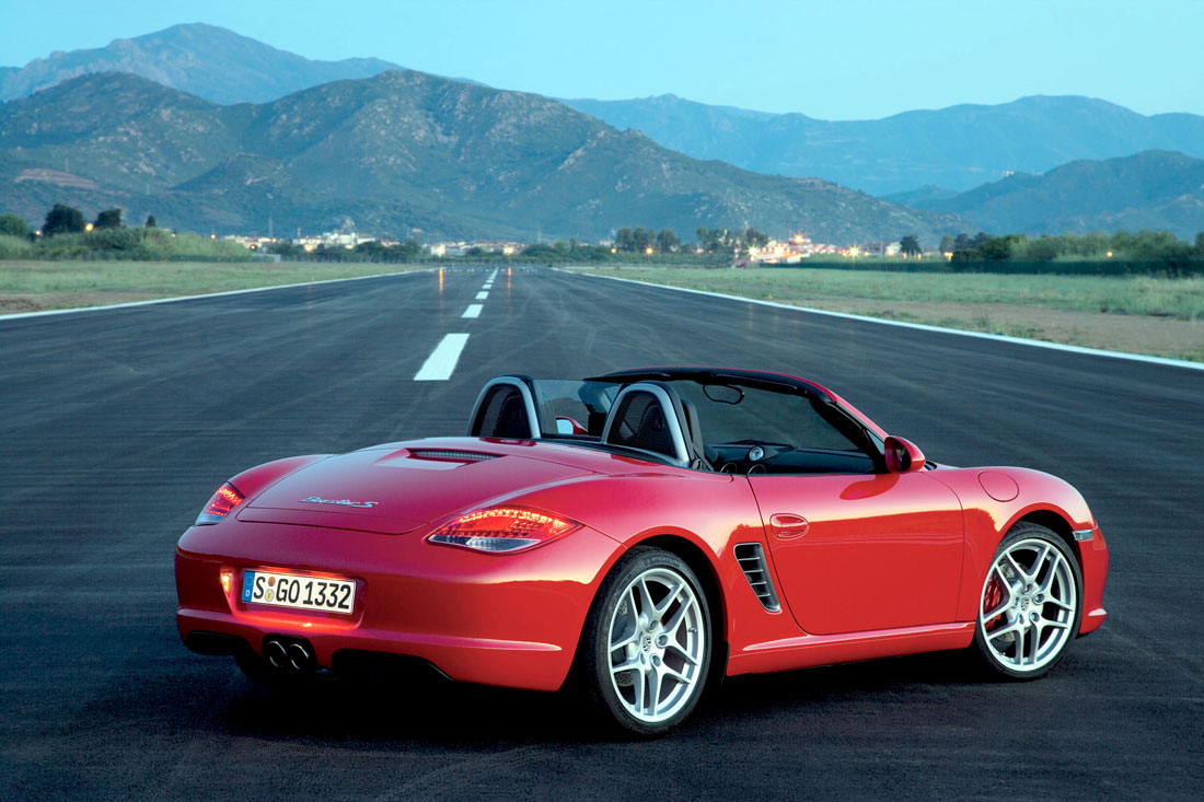 2010 Boxster #10