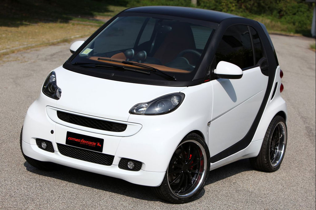 2010 fortwo #2