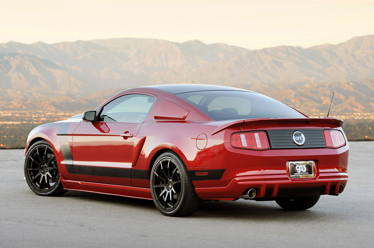 2010 ford mustang information and photos momentcar. Black Bedroom Furniture Sets. Home Design Ideas