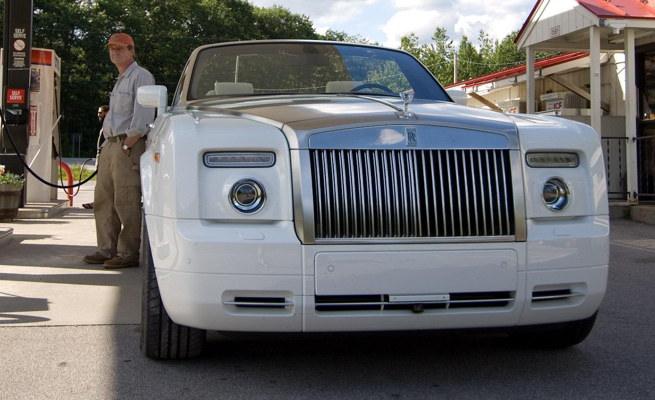 2010 Phantom Drophead Coupe #2