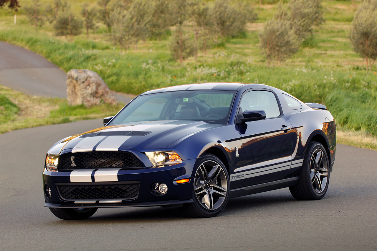 2010 Shelby GT500 #1