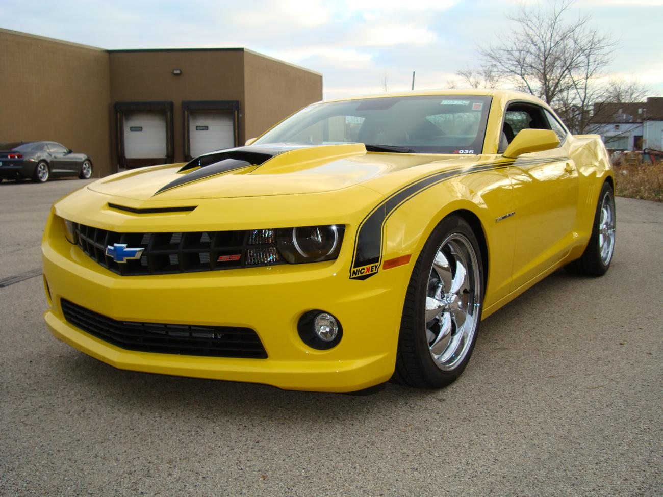 2011 chevrolet camaro information and photos momentcar. Black Bedroom Furniture Sets. Home Design Ideas