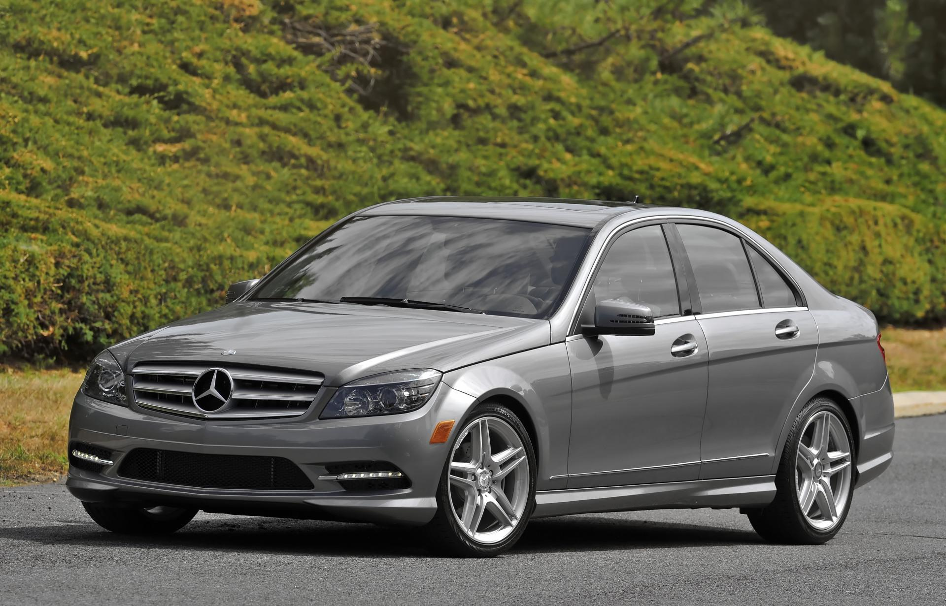 2011 mercedes benz c class information and photos for Mercedes benz c300 for sale 2011