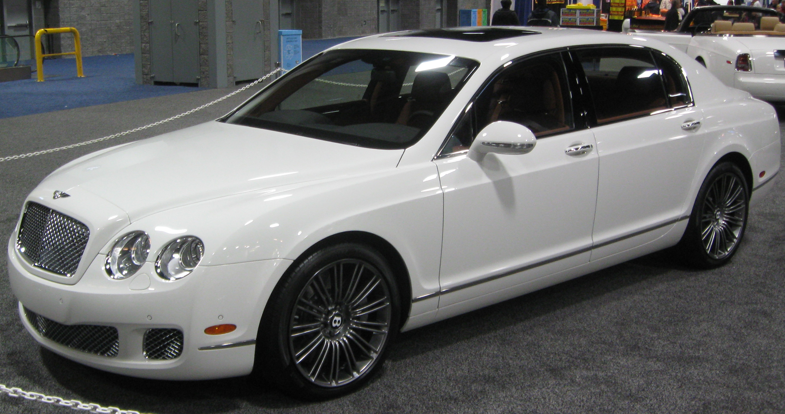 2011 Continental Flying Spur #8