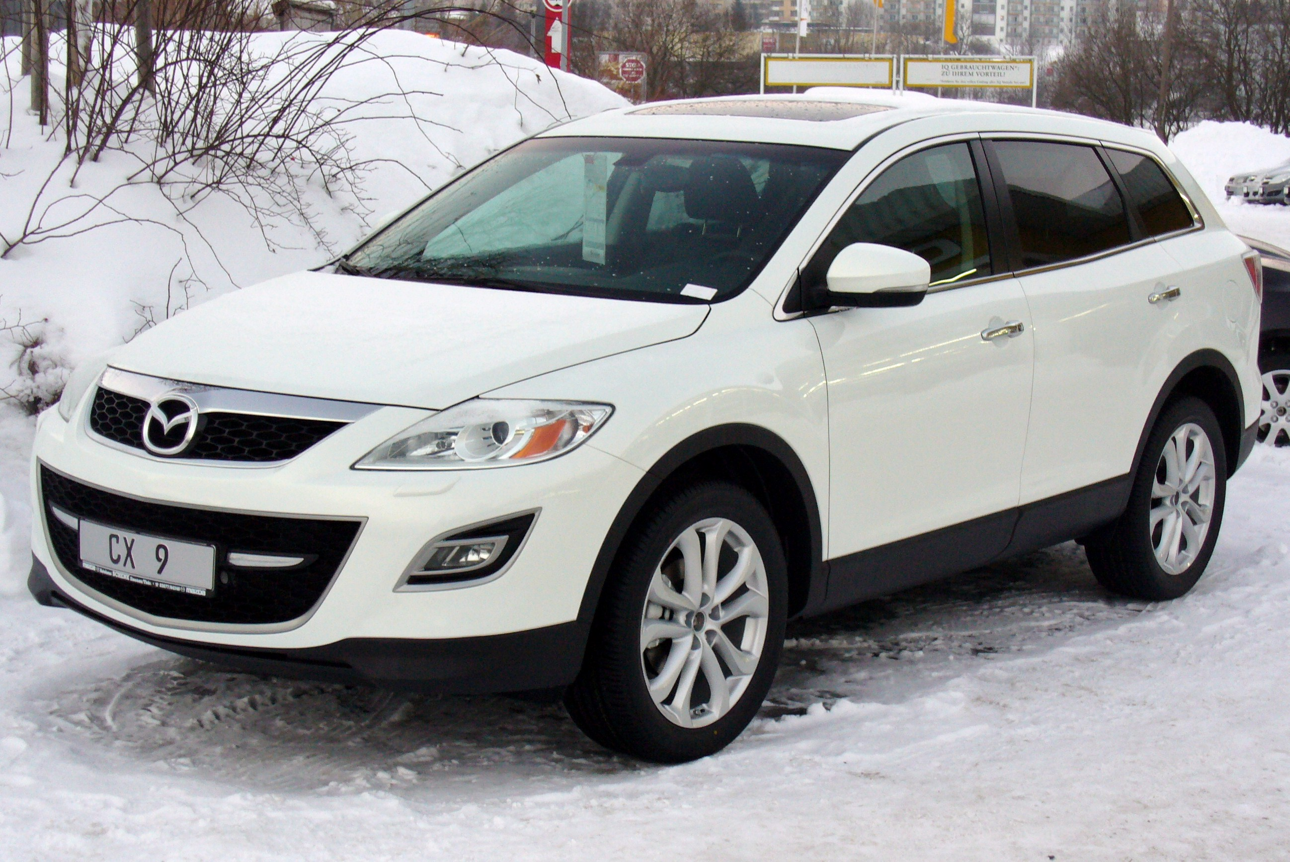 2011 mazda cx 9 information and photos momentcar. Black Bedroom Furniture Sets. Home Design Ideas