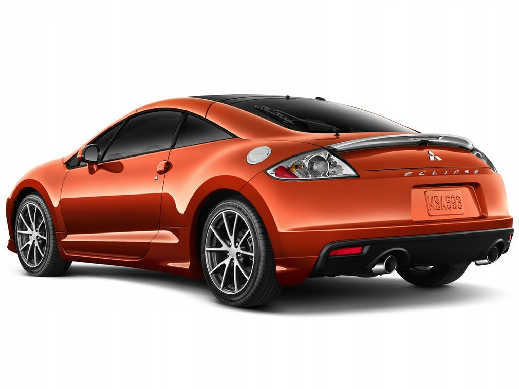 2011 Mitsubishi Eclipse - Information and photos - MOTcar