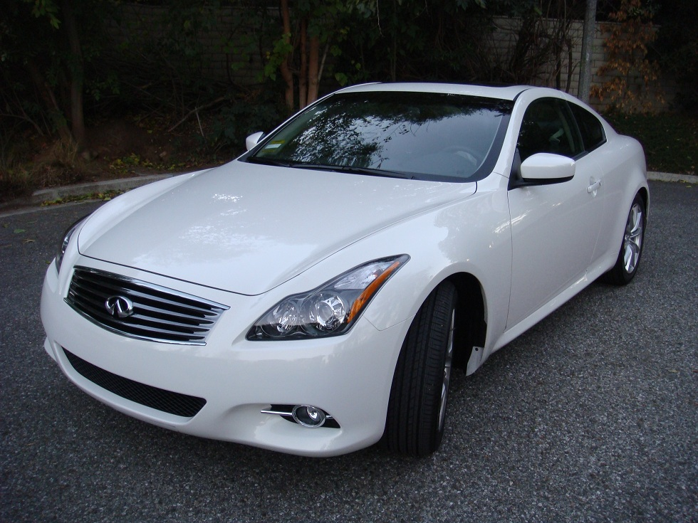 2011 Infiniti G Coupe Information And Photos Momentcar