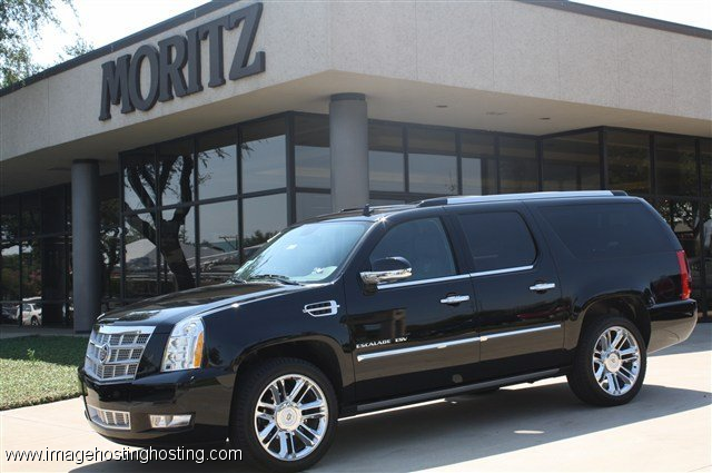 2012 cadillac escalade esv information and photos. Black Bedroom Furniture Sets. Home Design Ideas