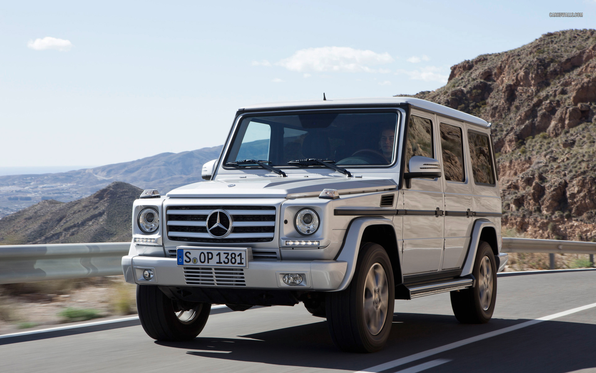 2012 mercedes benz g class information and photos for Mercedes benz g wagon 2012