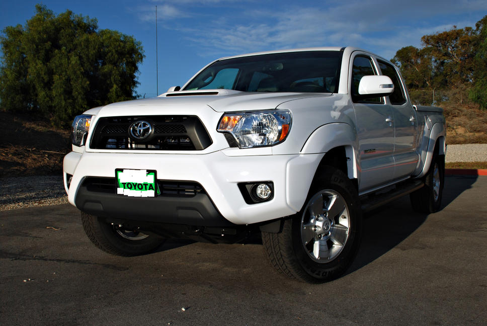 2012 Toyota Tacoma Information And Photos Momentcar