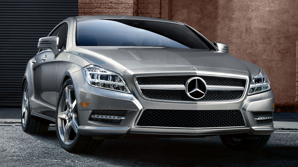 2013 Mercedes-Benz CLS-Class - Information and photos - MOMENTcar