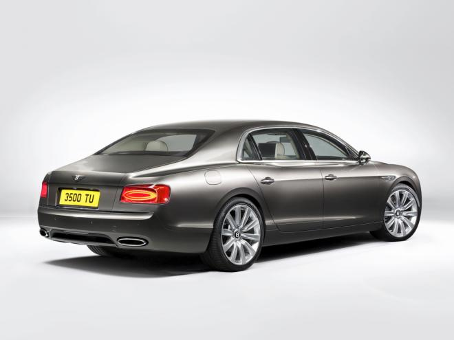 2013 Continental Flying Spur #2
