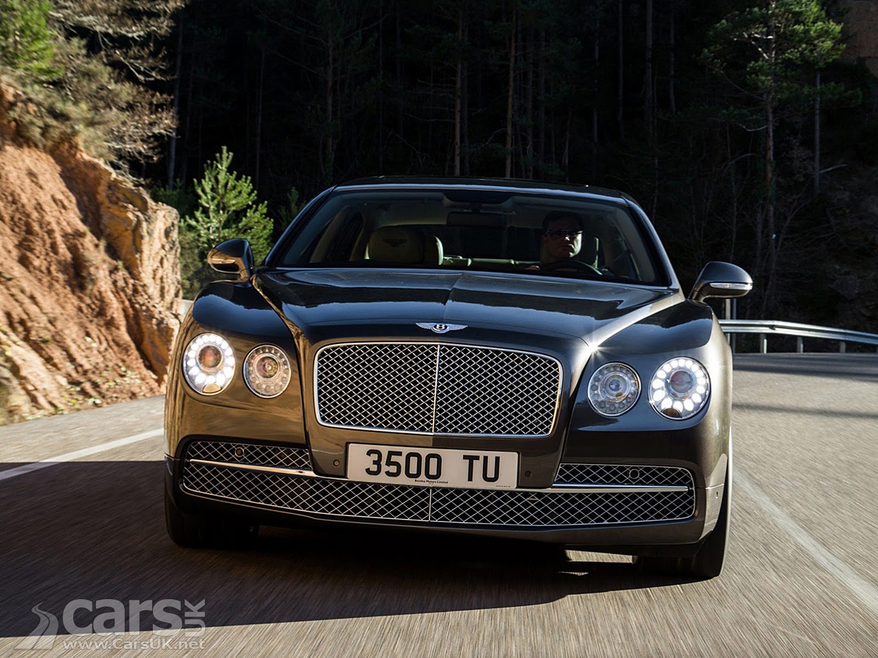 2013 Continental Flying Spur #4