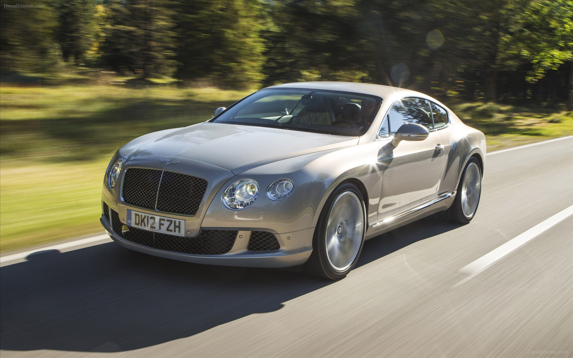 2013 Continental GT #1