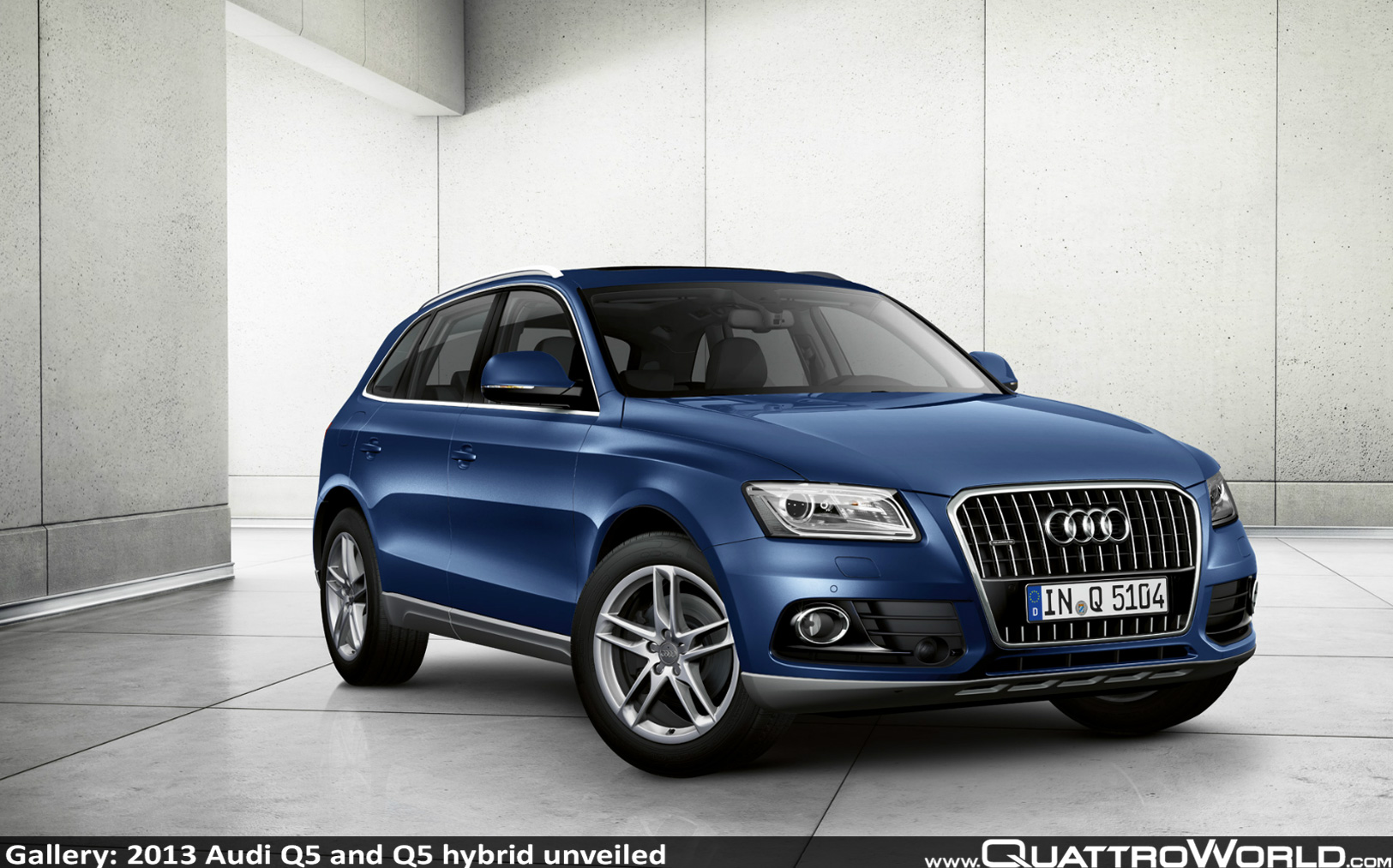 2013 audi q5 information and photos momentcar. Black Bedroom Furniture Sets. Home Design Ideas