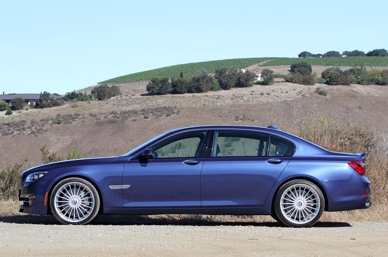 2014 BMW ALPINA B7 - Information and photos - MOMENTcar