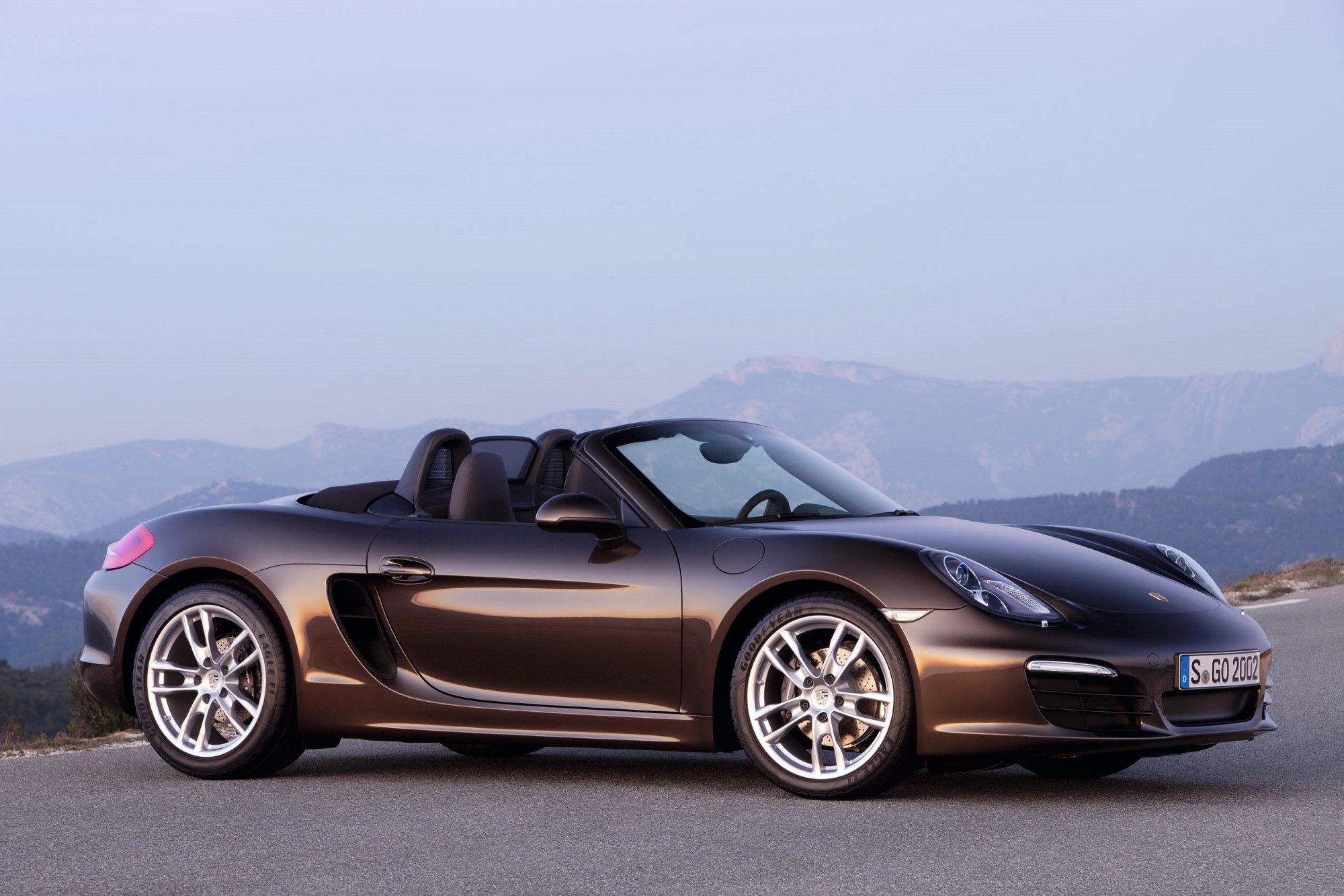 2014 Boxster #1