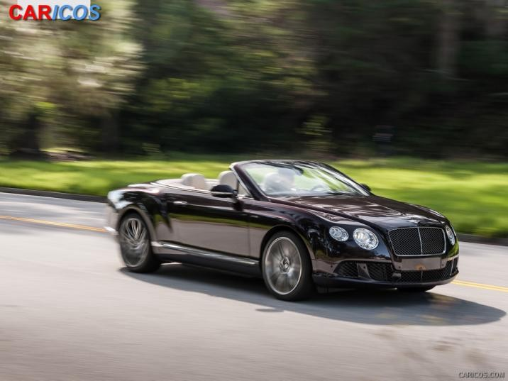 2014 Continental GT Speed Convertible #9