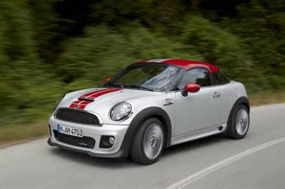 2014 Cooper Coupe #13