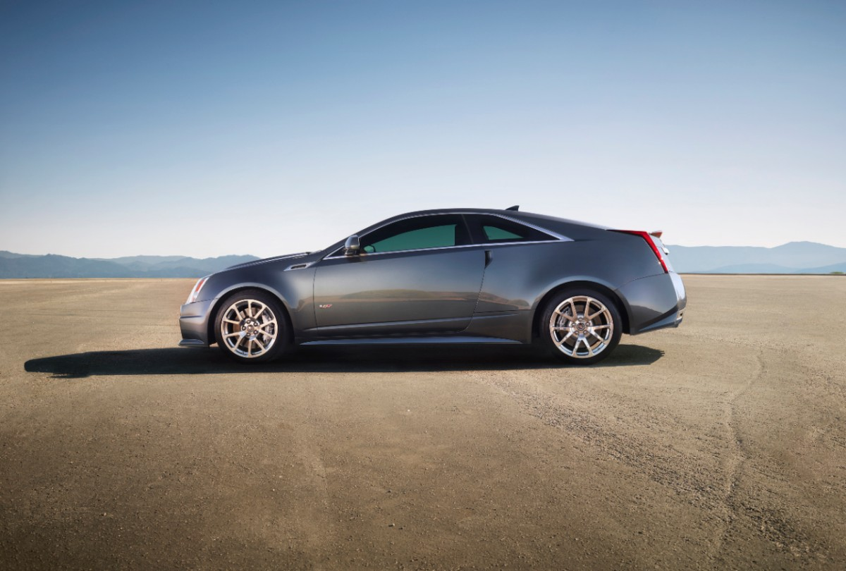 2014 CTS-V Coupe #14