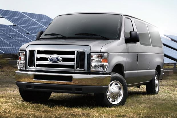 Ford E-Series Van #1