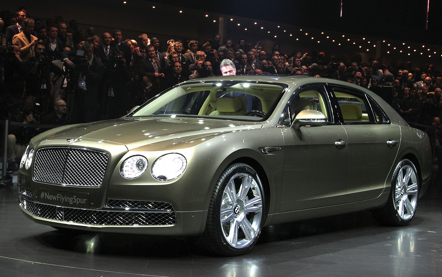 2014 Flying Spur #1