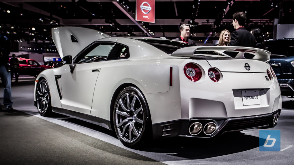 2014 Nissan GT-R - Information and photos - MOMENTcar