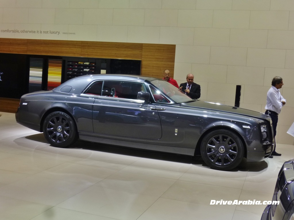 2014 Phantom Coupe #1