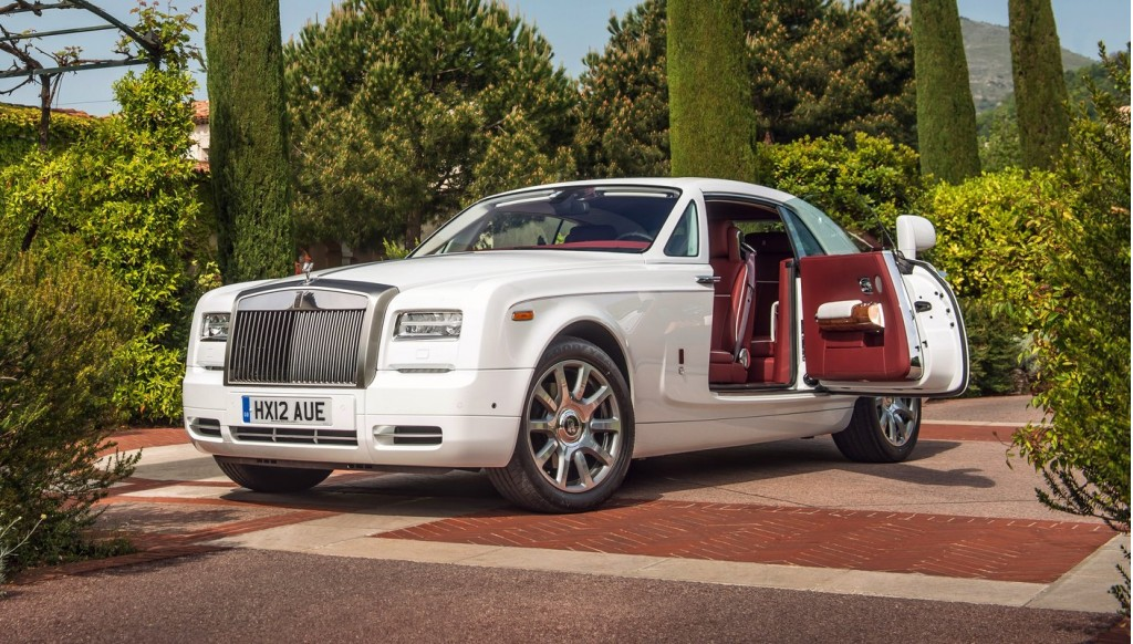 2014 Phantom Coupe #2