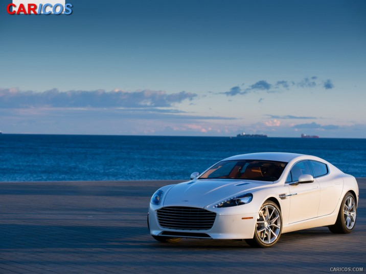 2014 Rapide S #1