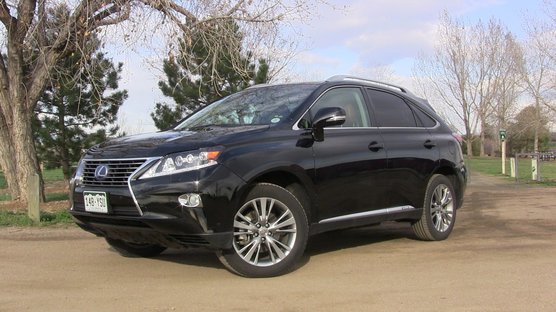 2014 lexus rx 450h information and photos momentcar. Black Bedroom Furniture Sets. Home Design Ideas