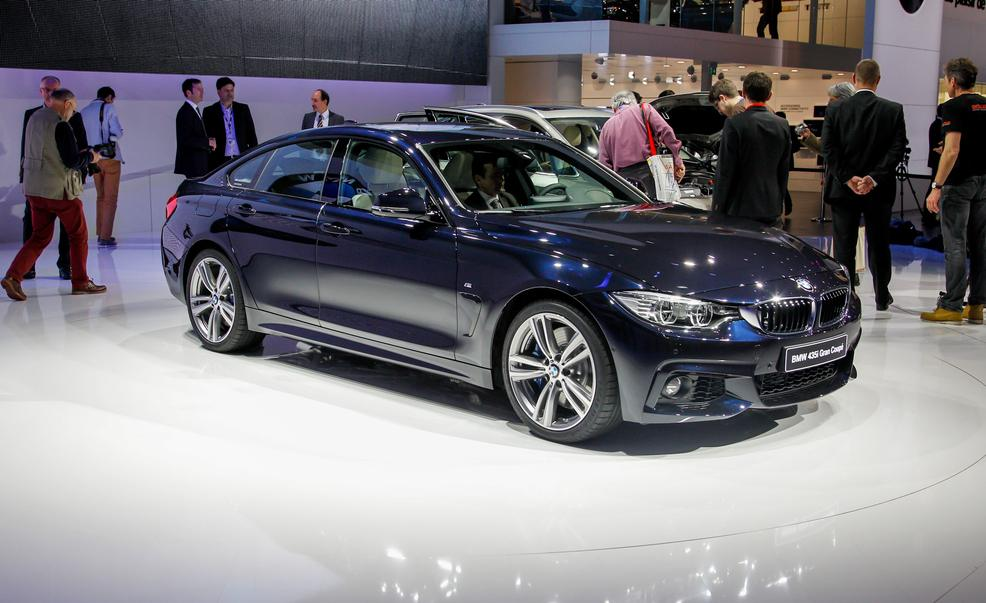 2015 4 Series Gran Coupe #13