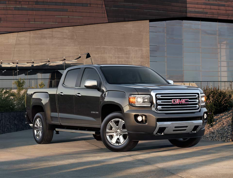 GMC Canyon #16