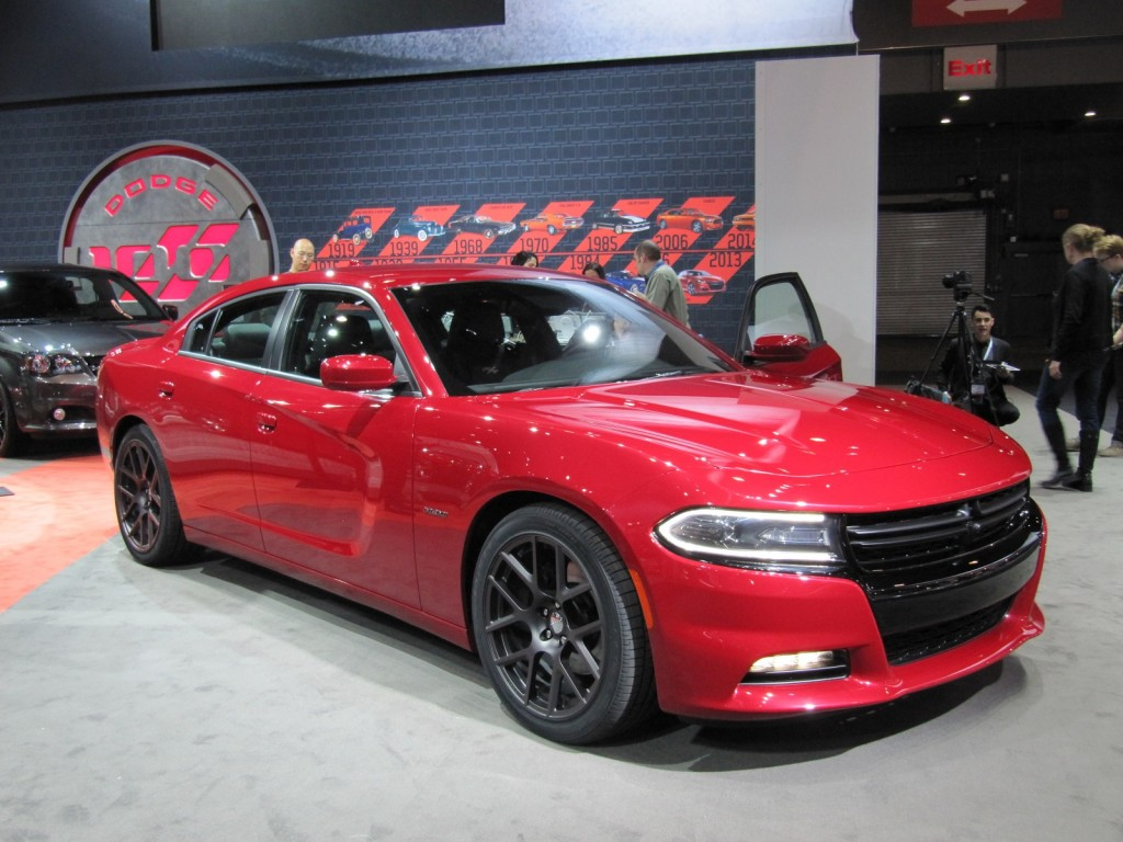 2015 Charger #1