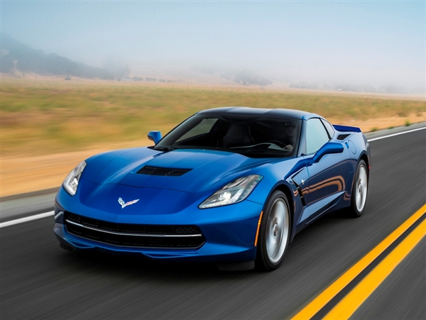 2015 Corvette Stingray #2