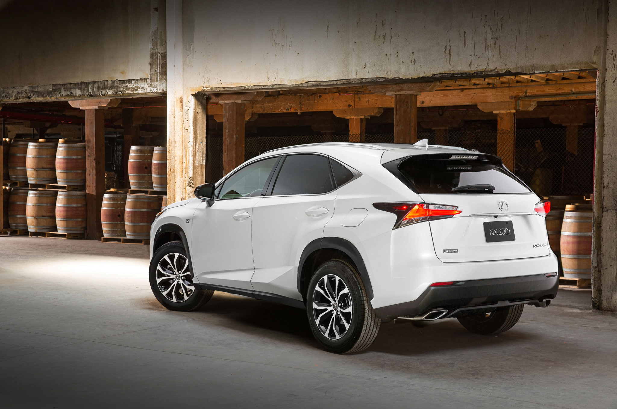 lexus review nx t f sport