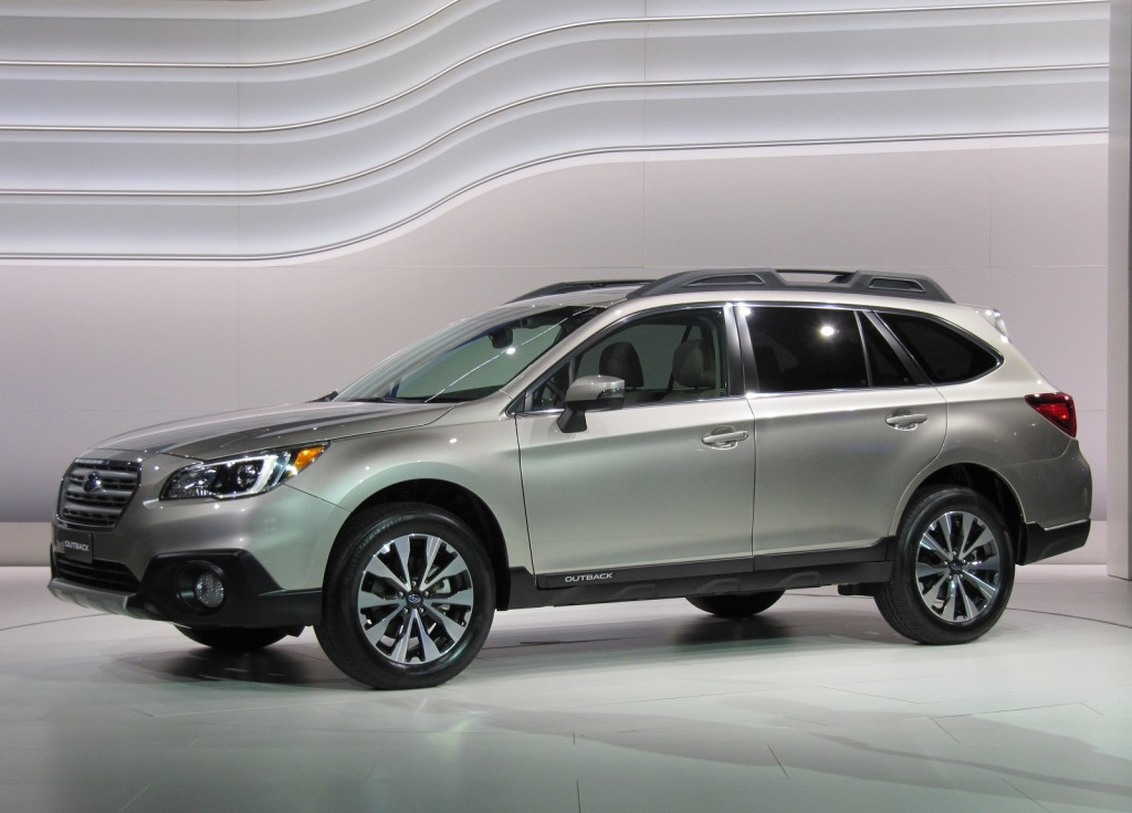 2015 Outback #1
