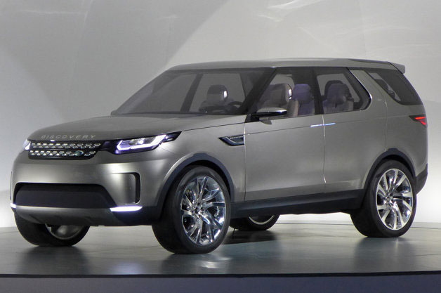 2016 Discovery Sport #12